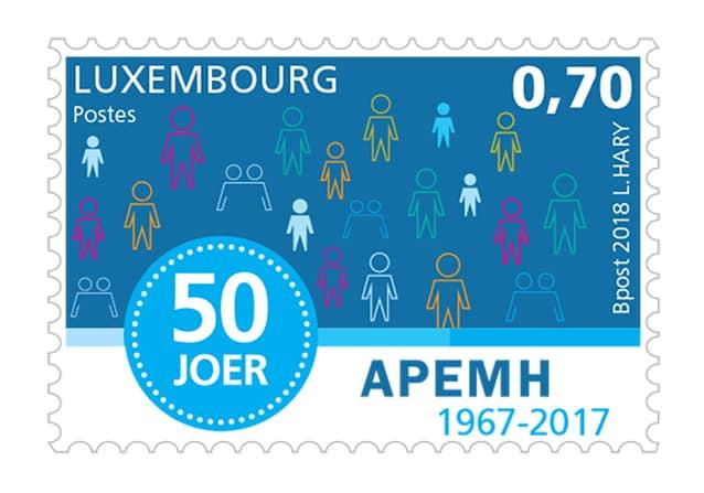 Timbre 50 Joer final